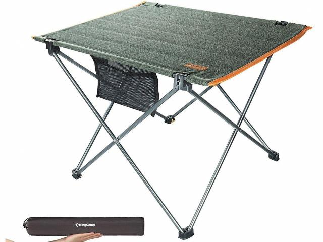 Picking Out Portable Table and Chairs