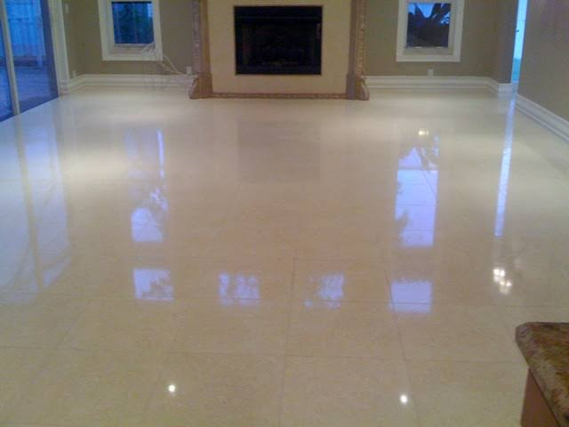 Maintain Marble Features Inside and Outside Home