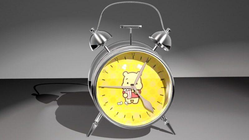 We All Need Alarm Clocks
