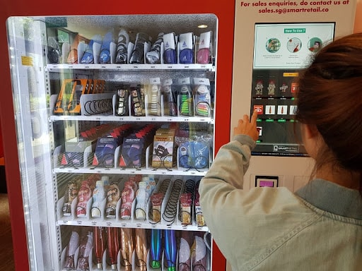 Vending Machine Services